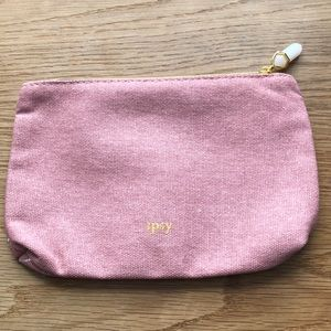 Ipsy Pink Constellation Makeup bag NWOT
